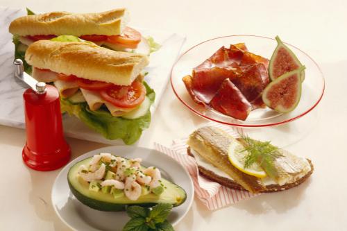 healthy food smaller meals