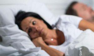 Cannot Sleep at Night