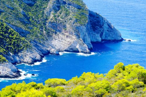 Australian coastal view