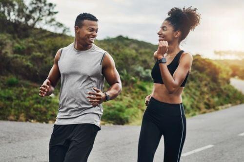 great habits: Jogging