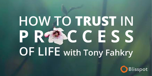 how to trust in process of life course