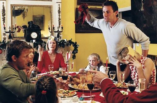 Christmas Tension