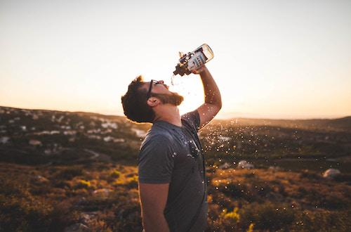 Drink 2L Water